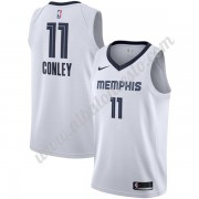 Camisetas Baloncesto NBA Memphis Grizzlies 2018  Mike Conley 11# Association Edition..