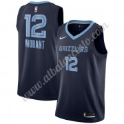 Camisetas Baloncesto NBA Memphis Grizzlies 2020 Ja Morant 12# Armada Icon Edition Swingman..