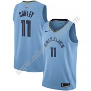 Camisetas Baloncesto NBA Memphis Grizzlies 2019-20 Mike Conley 11# Azul claro Statement Edition Swin..