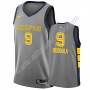 Camisetas Baloncesto NBA Memphis Grizzlies 2019-20 Andre Iguodala 9# Gris City Edition Swingman..