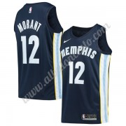 Camisetas Baloncesto NBA Memphis Grizzlies 2019-20 Ja Morant 12# Armada Icon Edition Swingman..