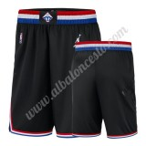NBA 2019 Negro All Star Game Swingman Pantalones Cortos De Baloncesto