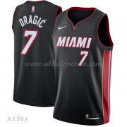 Camisetas Baloncesto Niños Miami Heat 2018 Goran Dragic 7# Icon Edition..