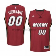 Camisetas Baloncesto NBA Miami Heat 2015-16 Alternate..