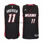 Camisetas Baloncesto NBA Miami Heat 2015-16 Chris Andersen 11# Road..