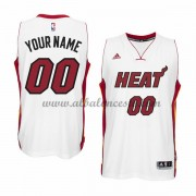 Camisetas Baloncesto NBA Miami Heat 2015-16 Home..