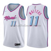 Camisetas Baloncesto NBA Miami Heat 2018  Dion Waiters 11# City Edition..