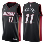 Camisetas Baloncesto NBA Miami Heat 2018  Dion Waiters 11# Icon Edition..