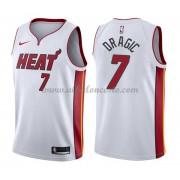 Camisetas Baloncesto NBA Miami Heat 2018  Goran Dragic 7# Association Edition..