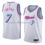 Camisetas Baloncesto NBA Miami Heat 2018  Goran Dragic 7# City Edition..