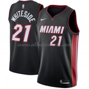 Camisetas Baloncesto NBA Miami Heat 2018  Hassan Whiteside 21# Icon Edition..