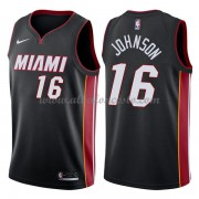 Camisetas Baloncesto NBA Miami Heat 2018  James Johnson 16# Icon Edition..