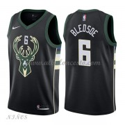 Camisetas Baloncesto Niños Milwaukee Bucks 2018 Eric Bledsoe 6# Statement Edition..