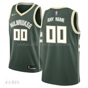 Camisetas Baloncesto Niños Milwaukee Bucks 2018 Icon Edition..