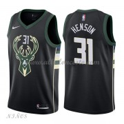Camisetas Baloncesto Niños Milwaukee Bucks 2018 John Henson 31# Statement Edition..