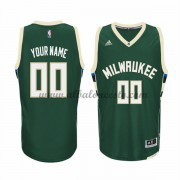 Camisetas Baloncesto NBA Milwaukee Bucks 2015-16 Road..