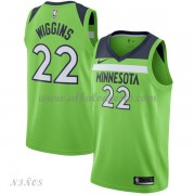 Camisetas Baloncesto Niños Minnesota Timberwolves 2018 Andrew Wiggins 22# Statement Edition..
