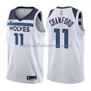 Camisetas Baloncesto NBA Minnesota Timberwolves 2018  Jamal Crawford 11# Association Edition..
