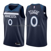 Camisetas Baloncesto NBA Minnesota Timberwolves 2018  Jeff Teague 0# Icon Edition..