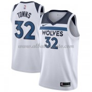 Camisetas Baloncesto NBA Minnesota Timberwolves 2018  Karl Anthony Towns 32# Association Edition..
