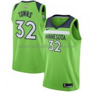 Camisetas Baloncesto NBA Minnesota Timberwolves 2018  Karl Anthony Towns 32# Statement Edition..