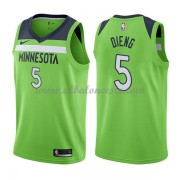 Camisetas Baloncesto NBA Minnesota Timberwolves 2018  Karl Gorgui Dieng 5# Statement Edition..