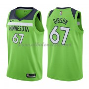 Camisetas Baloncesto NBA Minnesota Timberwolves 2018  Taj Gibson 67# Statement Edition..