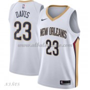 Camisetas Baloncesto Niños New Orleans Pelicans 2018 Anthony Davis 23# Association Edition..