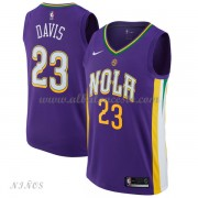 Camisetas Baloncesto Niños New Orleans Pelicans 2018 Anthony Davis 23# City Edition..