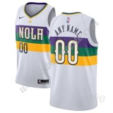 Camisetas NBA Niños New Orleans Pelicans 2019-20 Blanco City Edition Swingman