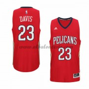 Camisetas Baloncesto NBA New Orleans Pelicans 2015-16 Anthony Davis 23# Alternate..