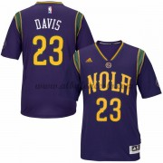 Camisetas Baloncesto NBA New Orleans Pelicans 2015-16 Anthony Davis 23# Pride..