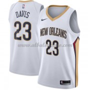Camisetas Baloncesto NBA New Orleans Pelicans 2018  Anthony Davis 23# Association Edition..