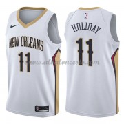 Camisetas Baloncesto NBA New Orleans Pelicans 2018  Jrue Holiday 11# Association Edition..