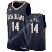 Camisetas Baloncesto NBA New Orleans Pelicans 2019-20 Brandon Ingram 14# Armada Icon Edition Swingma..