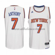 Camisetas NBA Baratas New York Knicks 2015-16 Carmelo Anthony 7# Home..