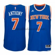 Camisetas NBA Baratas New York Knicks 2015-16 Carmelo Anthony 7# Road..