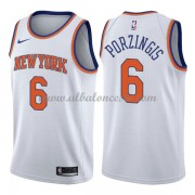 Camisetas Baloncesto NBA New York Knicks 2018  Kristaps Porzingis 6# Association Edition..