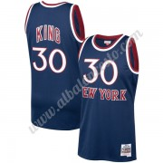 Camisetas Baloncesto NBA New York Knicks 1982-83 Bernard King 30# Armada Hardwood Classics Swingman..