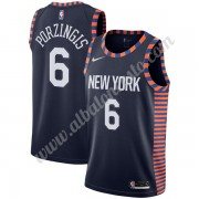 Camisetas Baloncesto NBA New York Knicks 2019-20 Kristaps Porzingis 6# Armada City Edition Swingman..