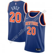Camisetas Baloncesto NBA New York Knicks 2019-20 Kevin Knox 20# Azul Icon Edition Swingman..