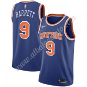 Camisetas Baloncesto NBA New York Knicks 2019-20 RJ Barrett 9# Azul Icon Edition Swingman..