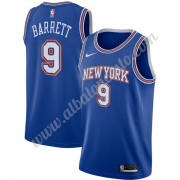 Camisetas Baloncesto NBA New York Knicks 2019-20 RJ Barrett 9# Azul Statement Edition Swingman..