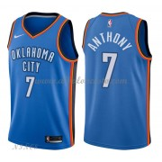 Camisetas Baloncesto Niños Oklahoma City Thunder 2018 Carmelo Anthony 7# Icon Edition..
