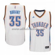 Camisetas Baloncesto NBA Oklahoma City Thunder 2015-16 Kevin Durant 35# Home..