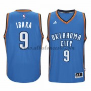 Camisetas Baloncesto NBA Oklahoma City Thunder 2015-16 Serge Ibaka 9# Road..
