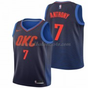 Camisetas Baloncesto NBA Oklahoma City Thunder 2018  Carmelo Anthony 7# Statement Edition..