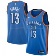 Camisetas Baloncesto NBA Oklahoma City Thunder 2018  Paul George 13# Icon Edition..
