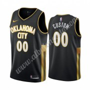 Camisetas Baloncesto NBA Oklahoma City Thunder 2019-20 Negro City Edition Swingman..