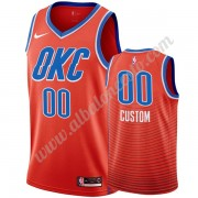 Camisetas Baloncesto NBA Oklahoma City Thunder 2019-20 naranja Statement Edition Swingman..